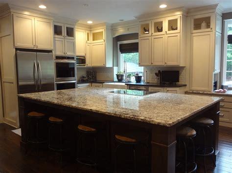 7 ft kitchen island 10 foot kitchen island home design 3939