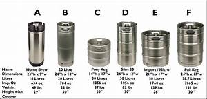 12 Us Draft Beer Keg Slim Keg 155 Gallon Keg Buy 12