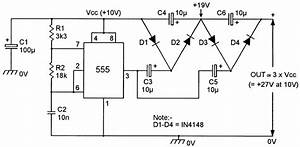 dc voltage converter circuits nuts volts magazine With 555 dc voltage doubler circuit