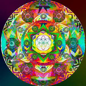 Flower-of-Life-Mandala by massaad on DeviantArt