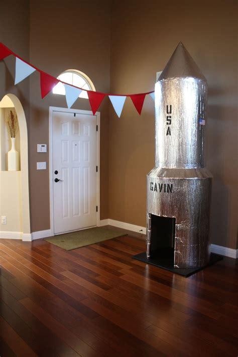 rocket party glamluxepartydecor  shipping creative