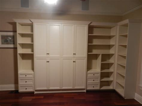 California Closets Ct by Custom California Closets Murphy Wall Bed System In
