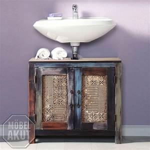 Badmöbel Vintage Style : die besten 17 ideen zu badm bel massivholz auf pinterest ~ Michelbontemps.com Haus und Dekorationen