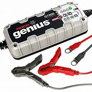 NOCO G7200 Ultra Safe Battery Charger & Maintainer
