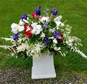 Memorial Day Floral Arrangements