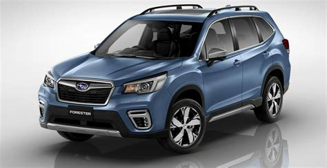 subaru forester horizon blue subaru cars review