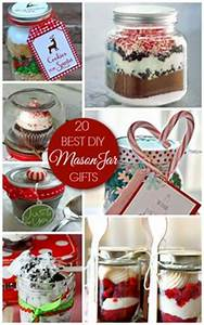 Homemade Gift Ideas on Pinterest
