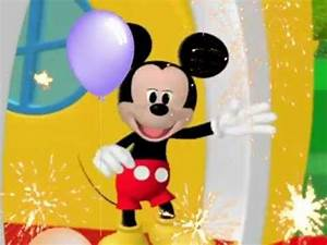 Happy Birthday Mickey Mouse : happy birthday mickey mouse style youtube ~ Buech-reservation.com Haus und Dekorationen