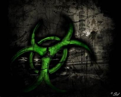 Biohazard Wallpapers Symbol Bio 3d Hazard Mobile