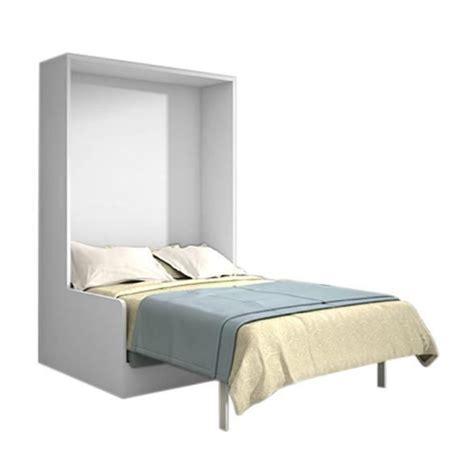 canapé lit 140x200 armoire lit 140x200 chêne blanc avec canapé achat