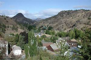Mitchell, Oregon - Wikipedia