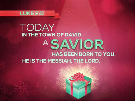 jesus gift  salvation ministry powerpoint christmas