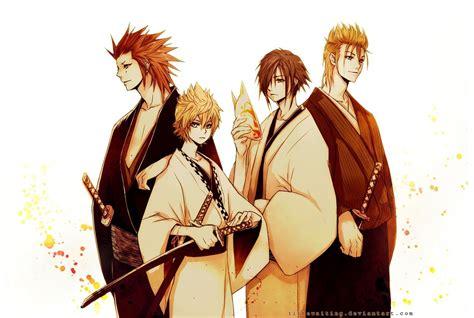 Kingdom Hearts Fanart Zerochan Anime Image Board