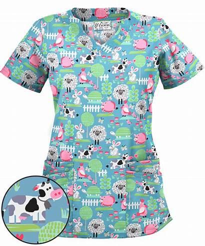 Scrubs Pediatric Nursing Uniform Nurse Uniformadvantage Vet