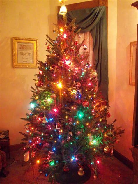sentimental life  christmas tree