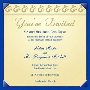 electronic invitation template invitation templates With electronic wedding invitations samples