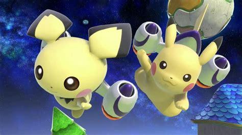 pikachu family tree runs deep  smash bros super