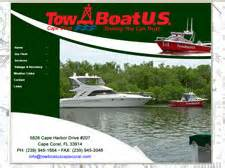 Tow Boat Us Pine Island by Fort Myers Web Design