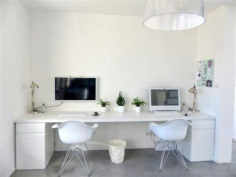 Ikea Le Arbeitszimmer by Bureau Blanc Home Decor En 2019 Schreibtisch