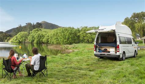 Britz Campervans New Zealand  Campervan Hire and Reviews