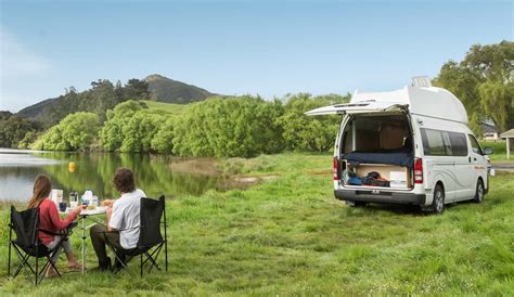 Britz Campervans New Zealand  Campervan Hire and Reviews