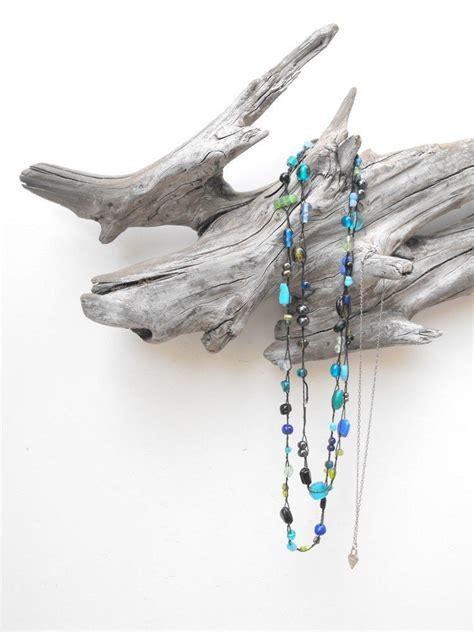 Driftwood Jewelry Display Bragboard Pinterest