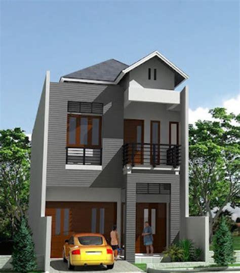 rumah desain minimalis desain rumah type  model