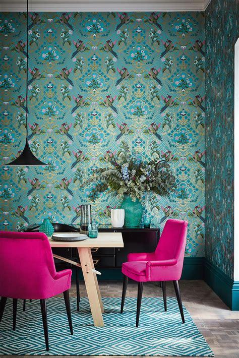 greene paint wallpaper blog