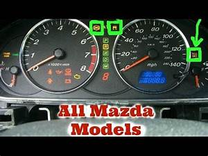 Tutorial   How To Fix Any Mazda With The Tcs  Abs  And