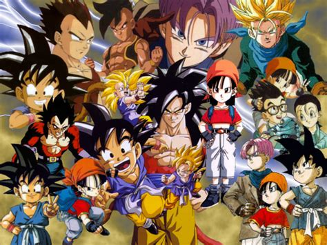 Anime Download Dragon Ball Dragonball Gt Wallpapers Anime Hq Dragonball Gt Pictures