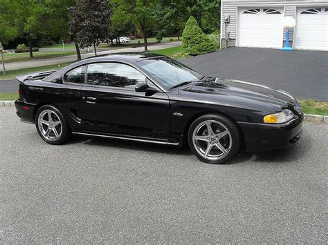 1998 Mustang Gt  Black 1998 Mustang Gt Mustang Pilks