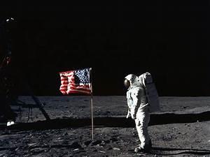 Apollo Moon Landing Missions | The amazing universe ...