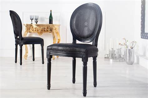 chaise de bureau baroque chaise baroque le monde de léa
