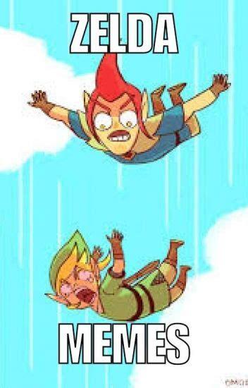 Legend Of Zelda Memes - best zelda memes flipniner2 wattpad