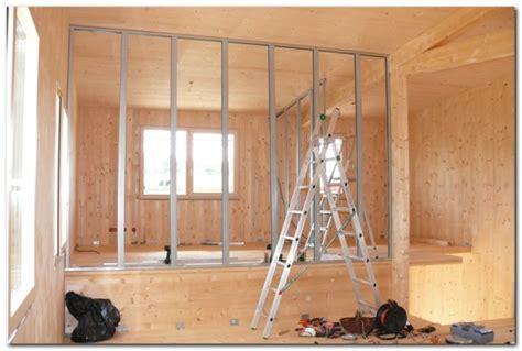diviser une chambre en deux comment separer 2 chambre solutions pour la décoration