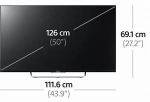 50 Mm En Cm : hdtv 3d led tv with nfc android tv w85 sony uk ~ Dailycaller-alerts.com Idées de Décoration