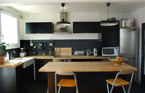 modele de cuisine ouverte sur salle a manger déco appartement cuisine ouverte