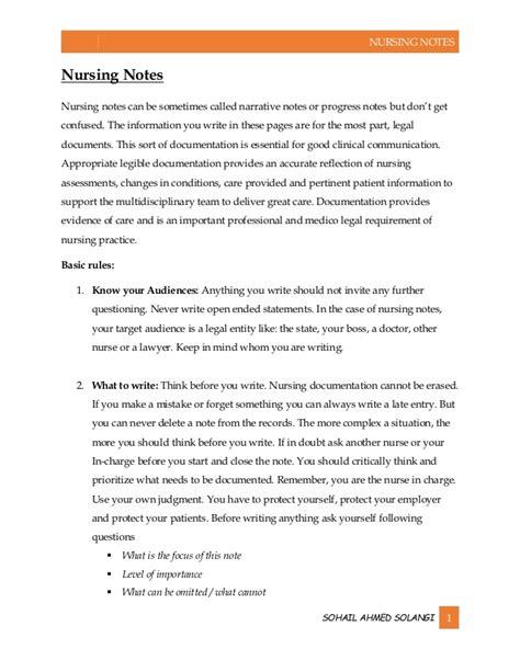 nursing notes examples danetteforda