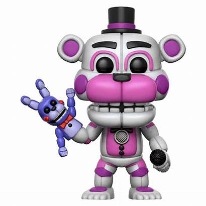 Funko Fnaf Pop Sister Location Freddy Funtime