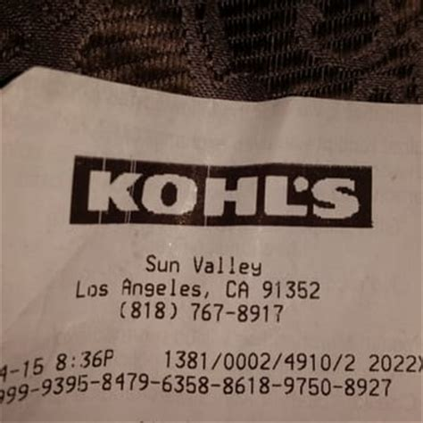 kohls phone number kohl s 41 photos 51 reviews department stores 8501