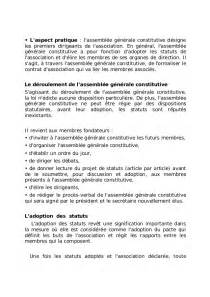 Procès Verbal Association Changement Bureau by Association Le Guide