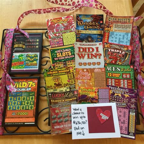 ticket bid lottery tickets on a cork board picture frame bid for a