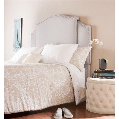 king upholstered headboard expandable upholstered headboard or king bed