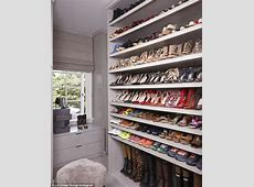 Pictures of PERFECTLY organised wardrobes that will put