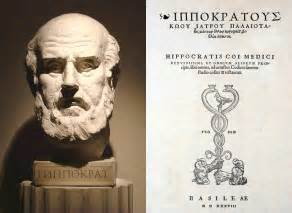 Ancient Greek Medicine Hippocrates