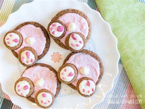 lustige kekse backen lustige osterpl 228 tzchen backen osterh 228 schen ohne zucker