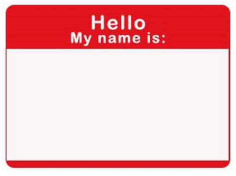 hello my name is template name badge template cyberuse