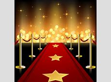 Ornate Red carpet backgrounds vector 04 Free download