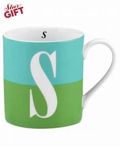 kate spade new york monogram mug collection 1500 With kate spade letter mug