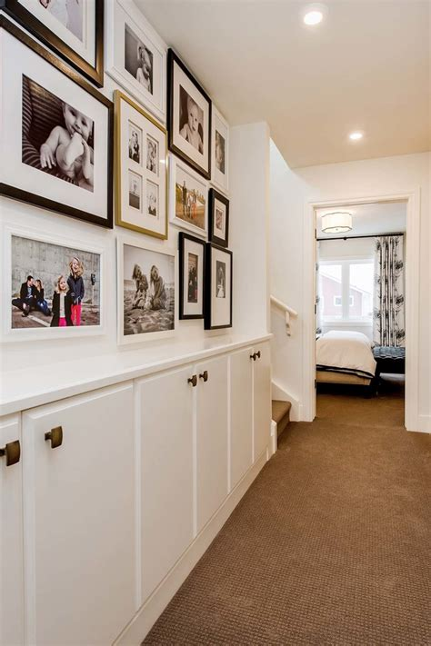 floor plans for narrow lots 75 clever hallway storage ideas digsdigs